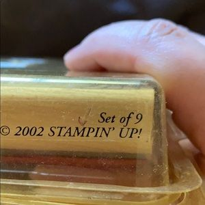 """Stampin' Up! Other - 2002 Stampin' Up! """"For the Love of Chocolate """""""